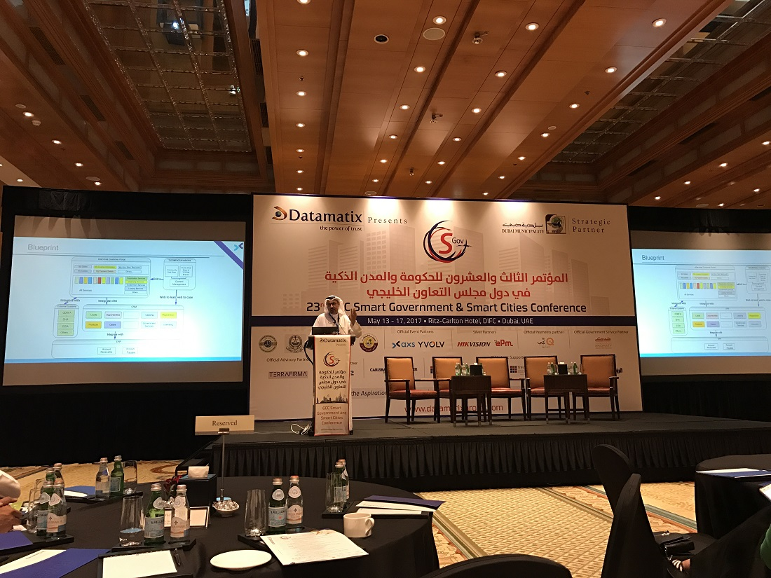 GCC Smart Cities Conference 2017 - Dubai 2