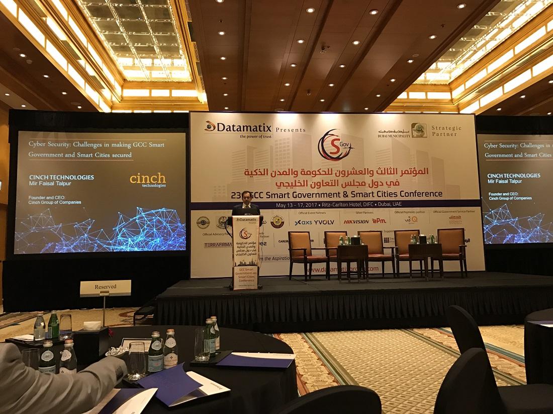 GCC Smart Cities Conference 2017 - Dubai 8