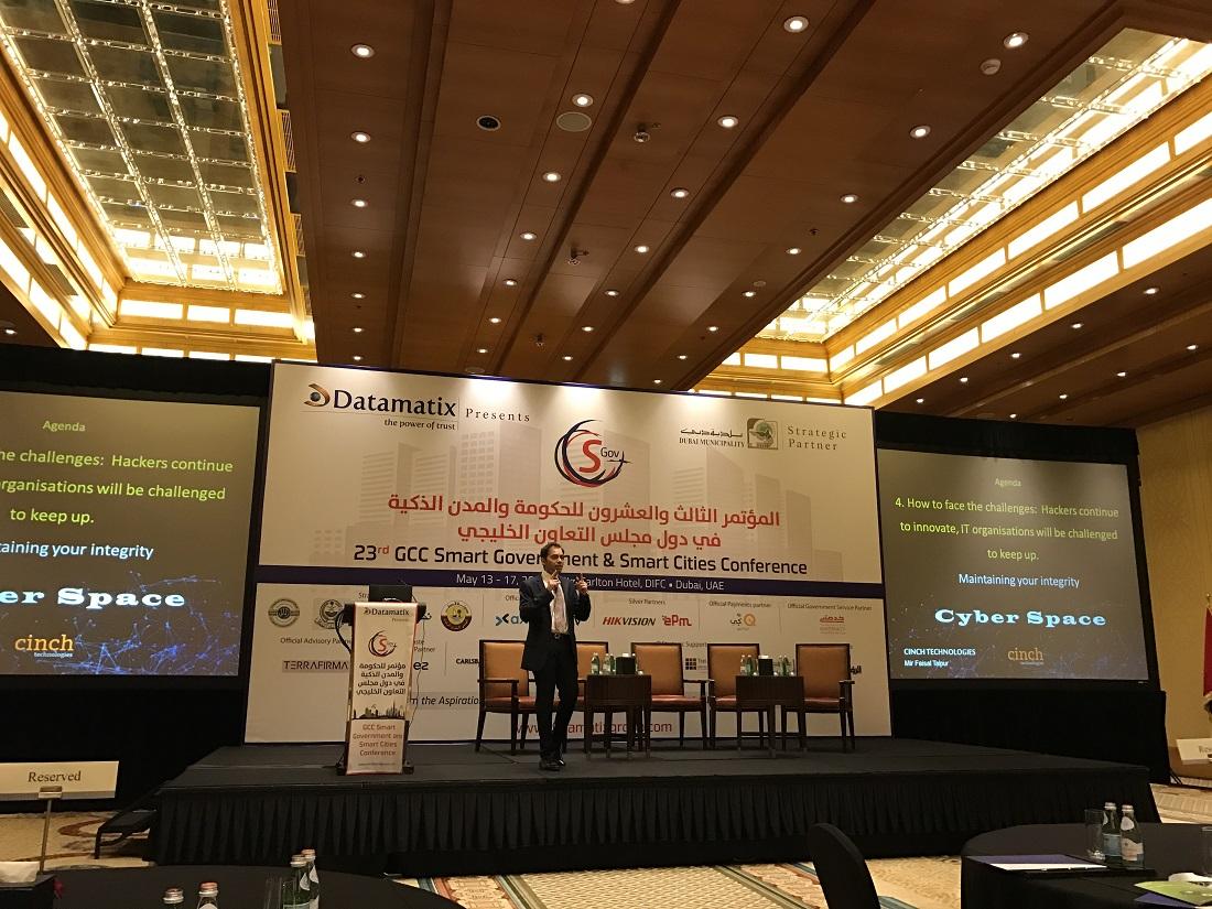 GCC Smart Cities Conference 2017 - Dubai 15