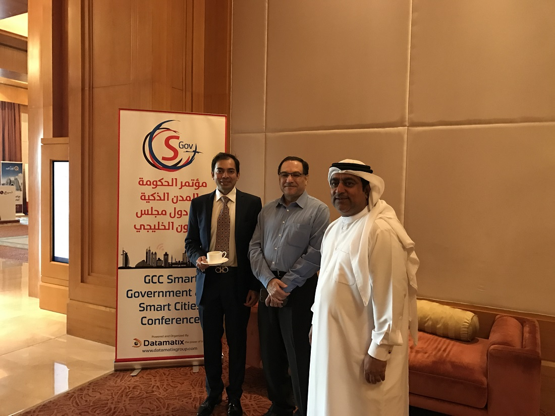 GCC Smart Cities Conference 2017 - Dubai 14