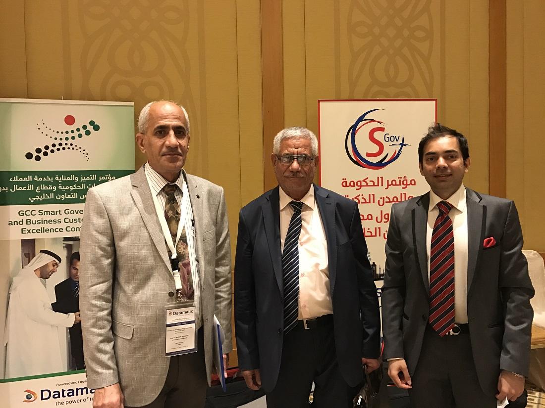 GCC Smart Cities Conference 2017 - Dubai 17