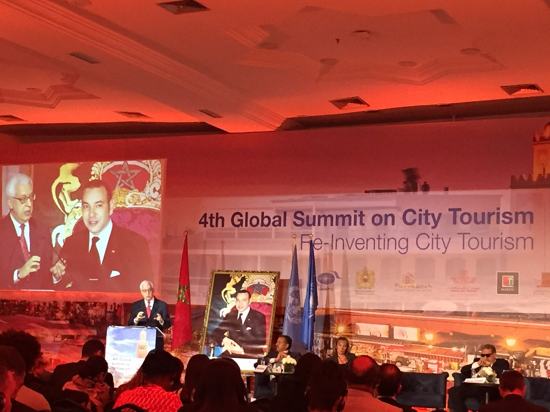 4th Global Summit on City Tourism 8