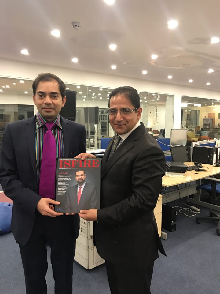 ISFIRE-Islamic Finance Review Magazine Interview 3