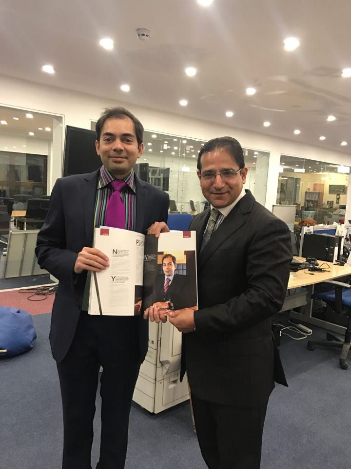 ISFIRE-Islamic Finance Review Magazine Interview 2