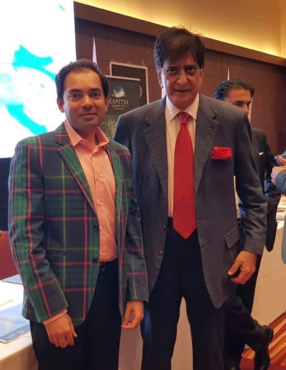Good to see British Pakistani's coming together for one cause 'Pakistan' on #IndependenceDayWeekend Lets do our bit and contribute to the success of Pakistan and UK Mir Faisal Talpur with Sahibzada Amir Jahangir