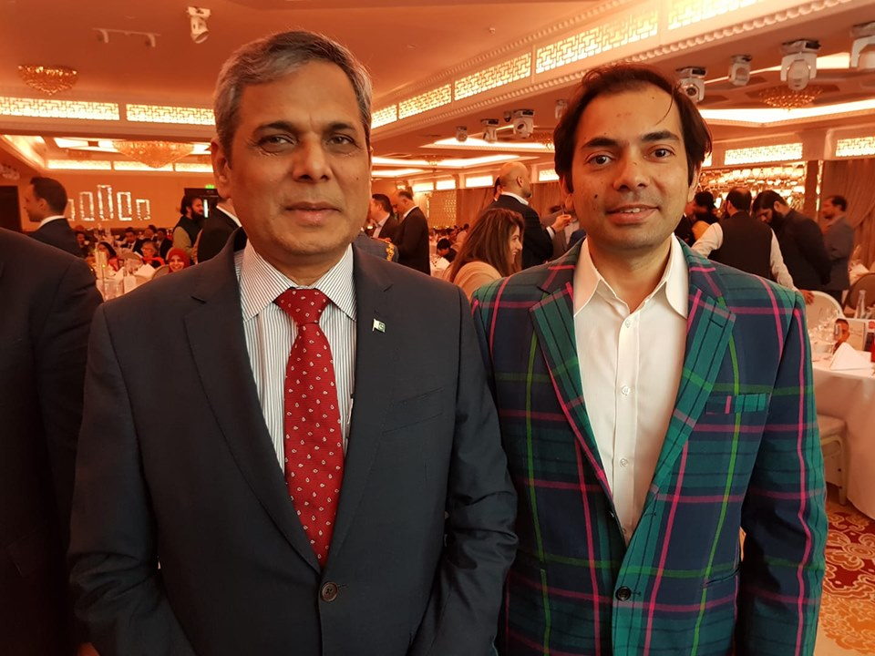 It is always a pleasure to meet HE Nafees Zakaria, High Commissioner of Pakistan to UK 2019